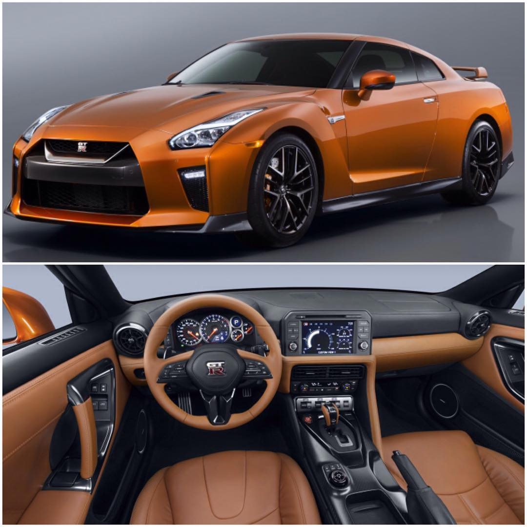 Nissan Gtr Interior >> Nissan Gtr A Look At The 2017 Gt R With A Brand New