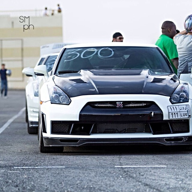 Gtr Alpha 12 >> Nissan Gtr As Promised Here Is Another Shot Of The White
