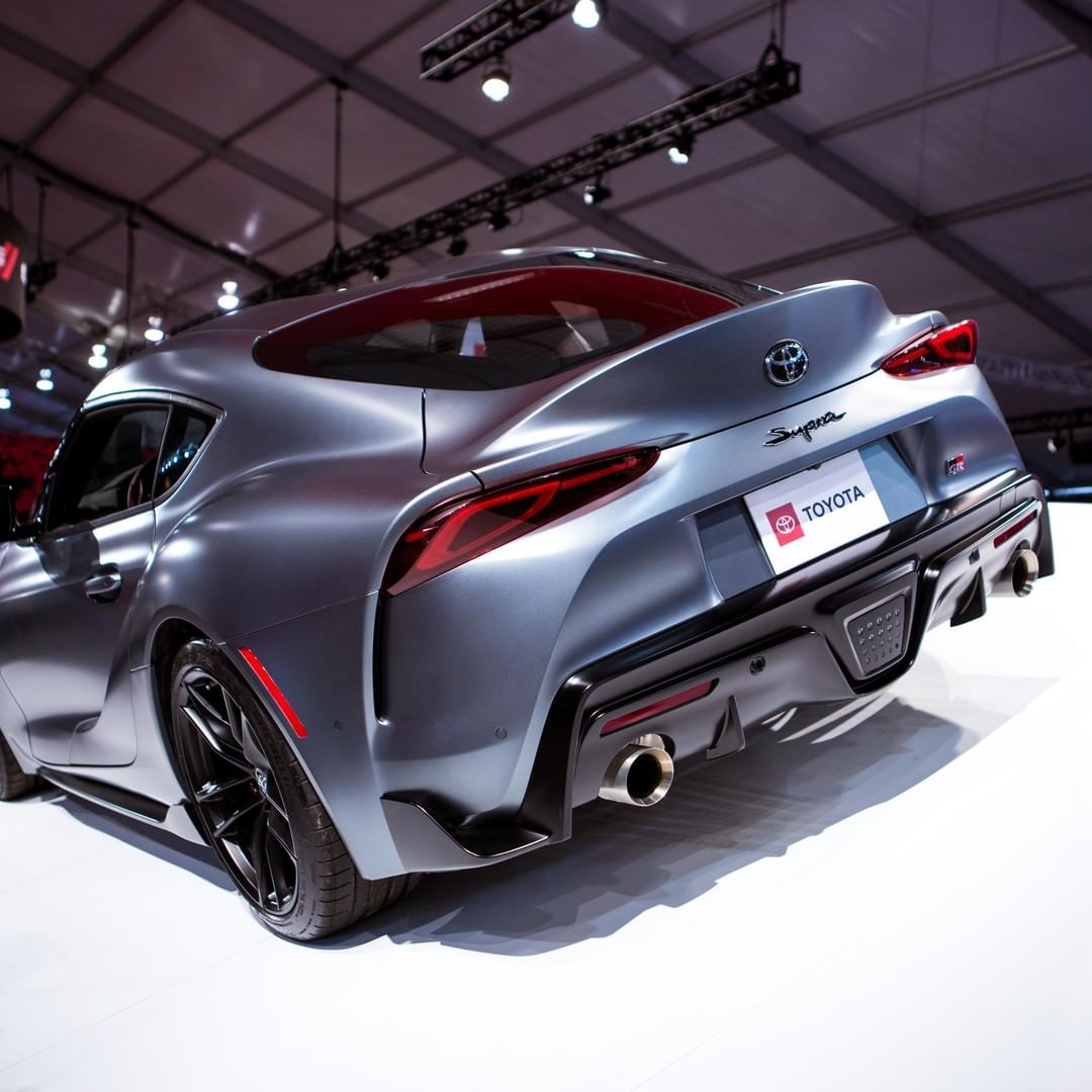 2020 Toyota Supra: @Toyota: Going Once, Going Twice! It's All Happening