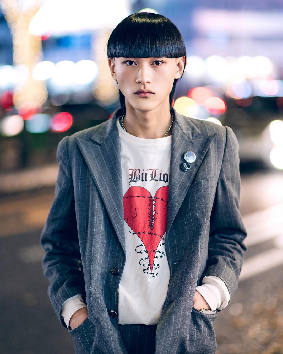 Tokyo Fashion 17 Year Old Japanese Fashion Designer Ayumi Dressing Is A Way Of Life And We Alo Japan