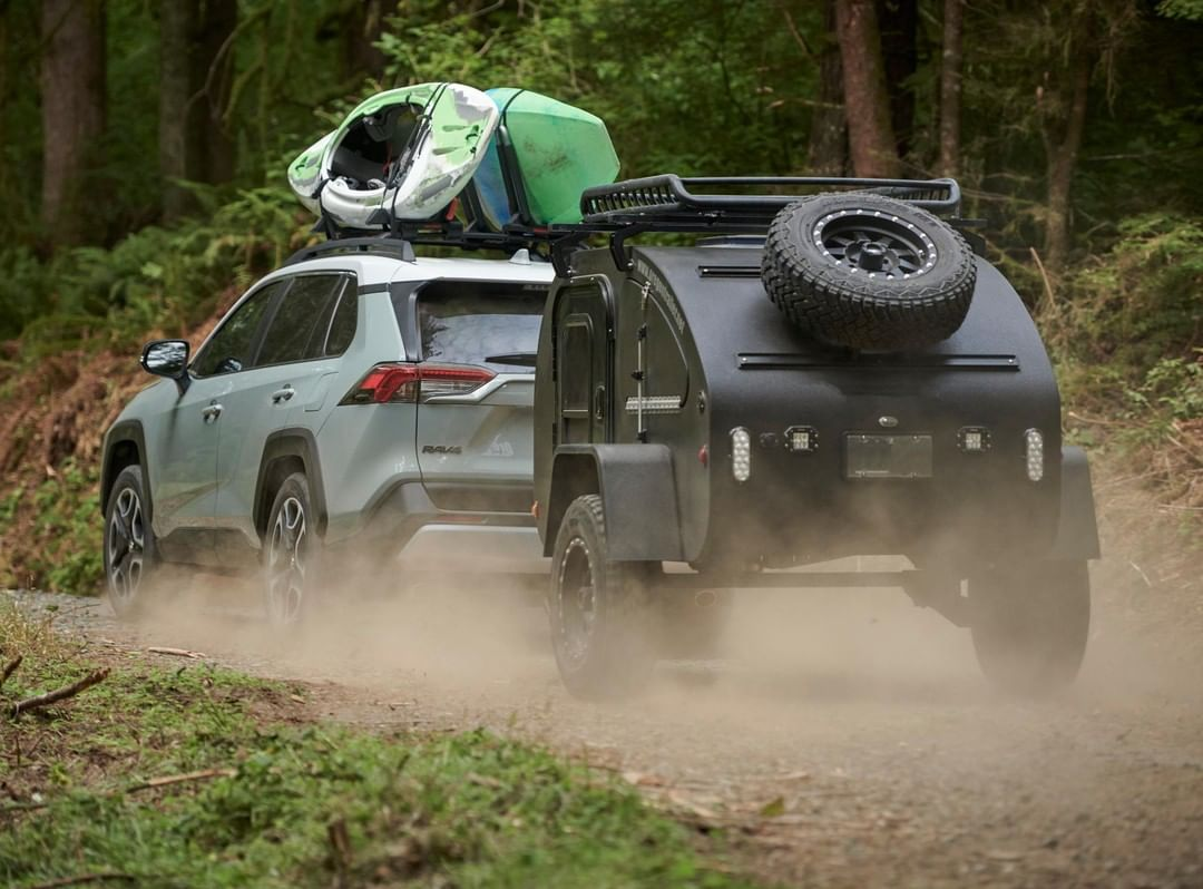 Rav4 Towing Capacity >> Toyota Additional Towing Capacity So You Can Leave Nothing