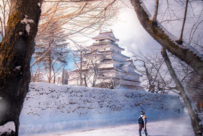 Check out @tk_north's 5 day winter trip of Tohoku located in northeastern Japan....