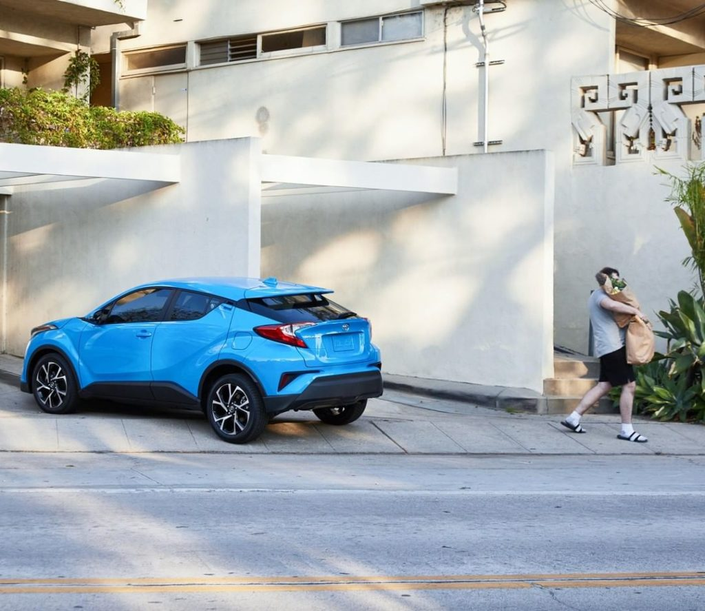 Embrace and express that bold spirit in the smartest way possible! #ToyotaCHR #L...