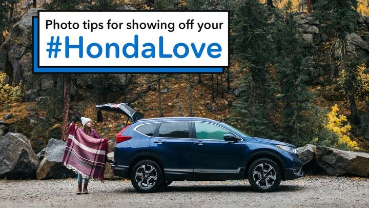 Pics or it didn't happen . Capture your favorite Honda adventure by following th...