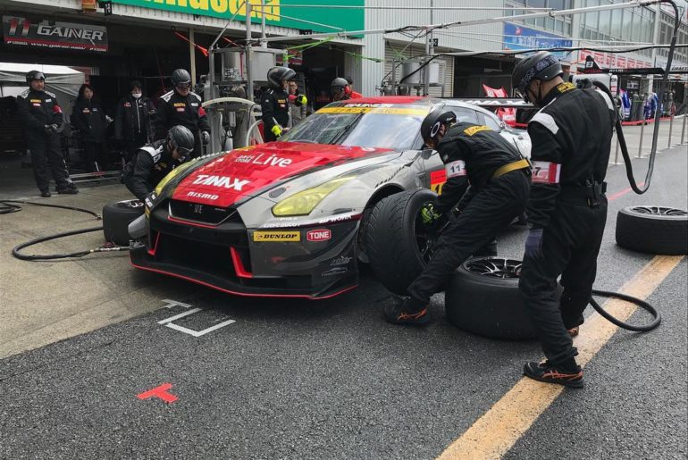 SUPER GT TEST WORK Racing Wheels...