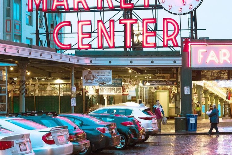 . Pike Place Market is a long-standing institution on Seattle's waterfront, wher...