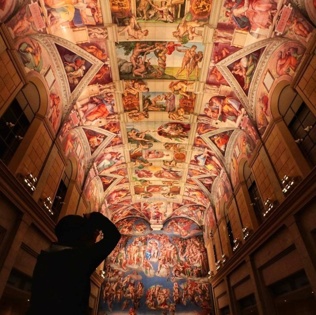 Ever wished to touch world famous artworks with your fingertips? Then put #Otsuk...