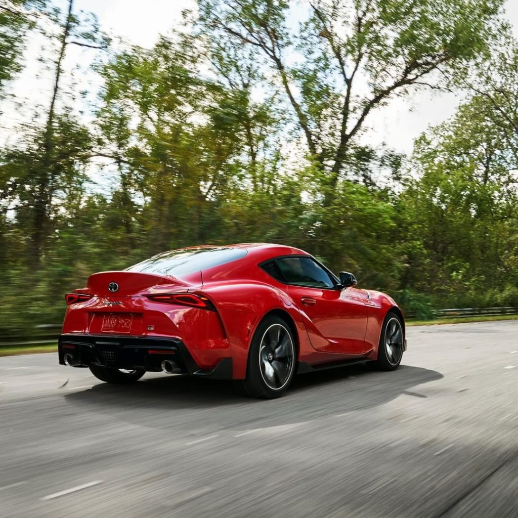 This summer, witness the return of a legendary sports car. #Supra #LetsGoPlaces...