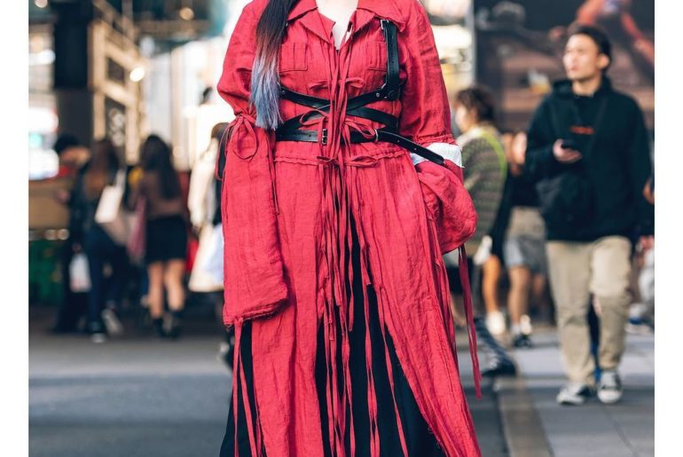 Tokyo Fashion Week Day 3 street snaps!! Our snaps from Tokyo Fashion Week are be...