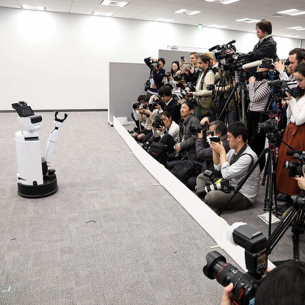 Hello Humans  _ This #Toyota Human Support Robot will assist wheelchair users at...
