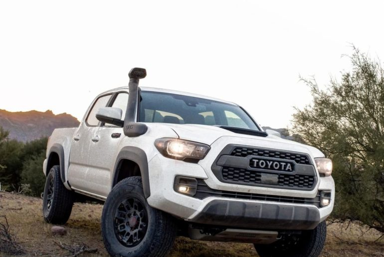 The power you need to play harder. #Tacoma #LetsGoPlaces...