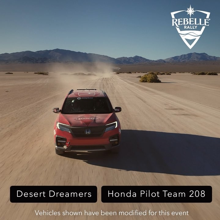 The Honda Pilot is great on-road and off, so it was the perfect vehicle to chall...
