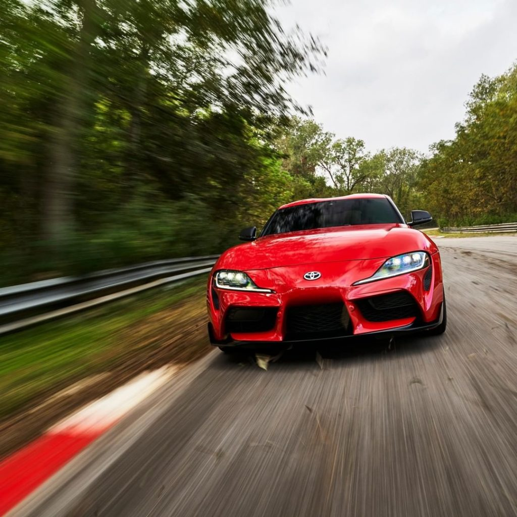 Experience raw performance. #Supra #LetsGoPlaces...
