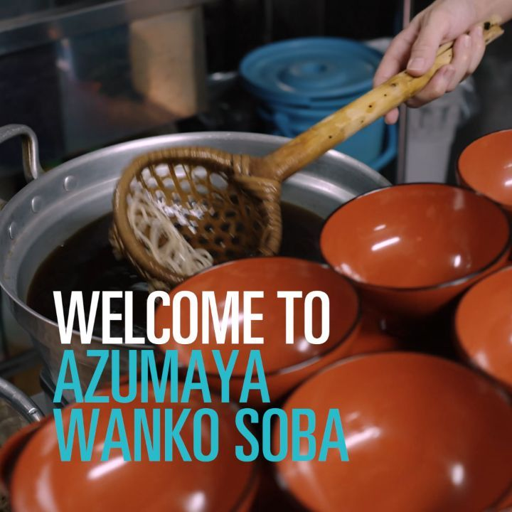 WANKO SOBA CHALLENGE Visit Iwate Prefecture in Japan's northern Tohoku region to...