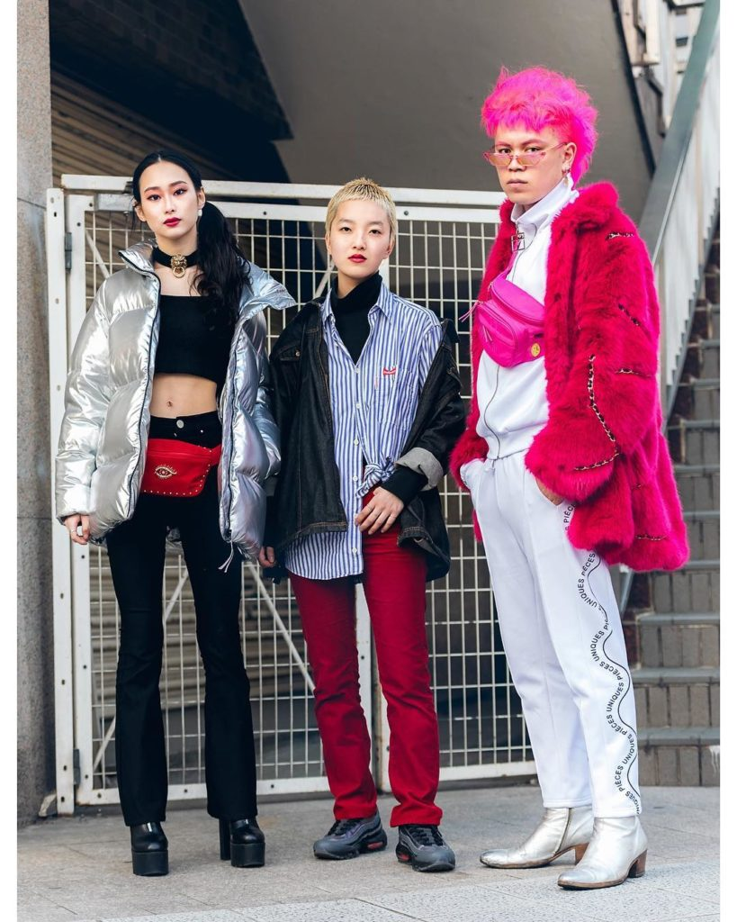 Tokyo Fashion Week day one street snaps!! Our snaps from Tokyo Fashion Week are ...