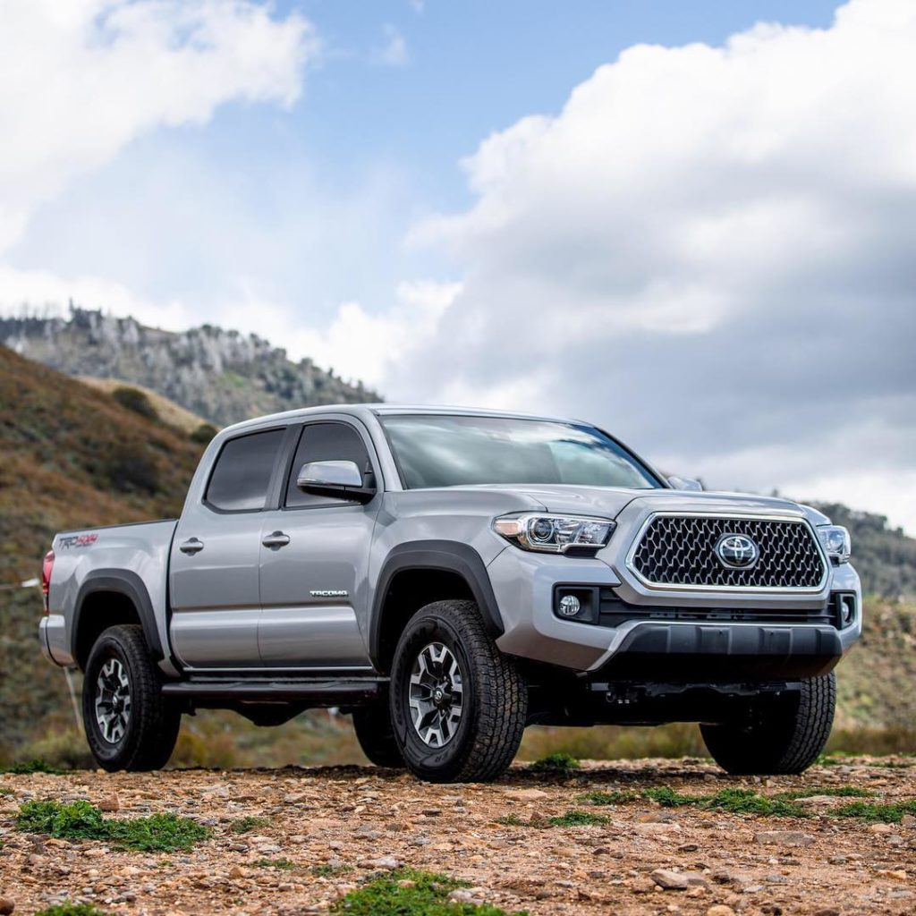 Calling it capable would be an understatement. #Tacoma #LetsGoPlaces...