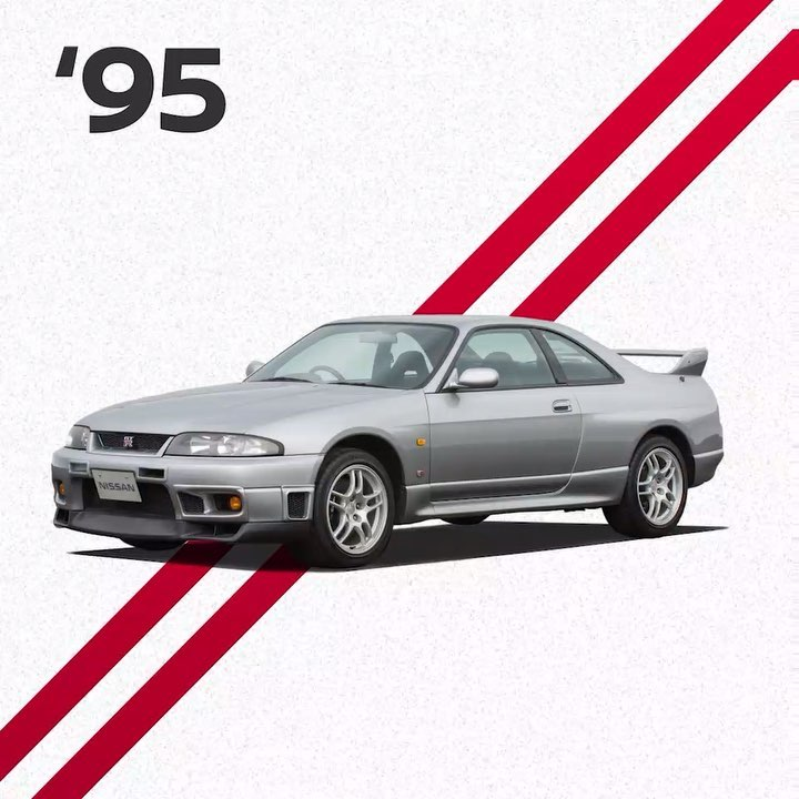 With a time of 7:59, the GT-R #R33 recorded the best and fastest lap time ever a...