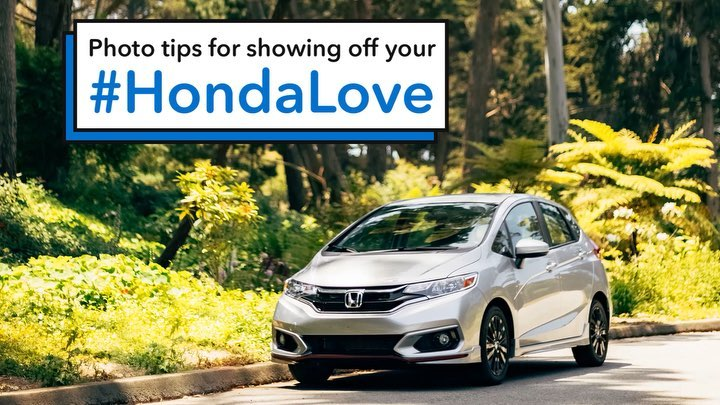 Get that #gramworthy sunrise shot of your Honda with these easy #phototips. Wher...