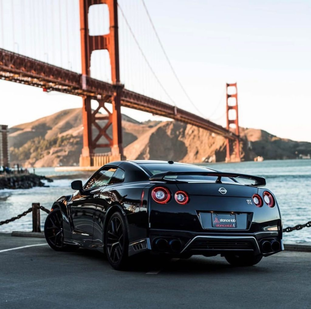 And that's why it's called the magic hour. #NissanGTR #OMGTR #R35 : @californiae...