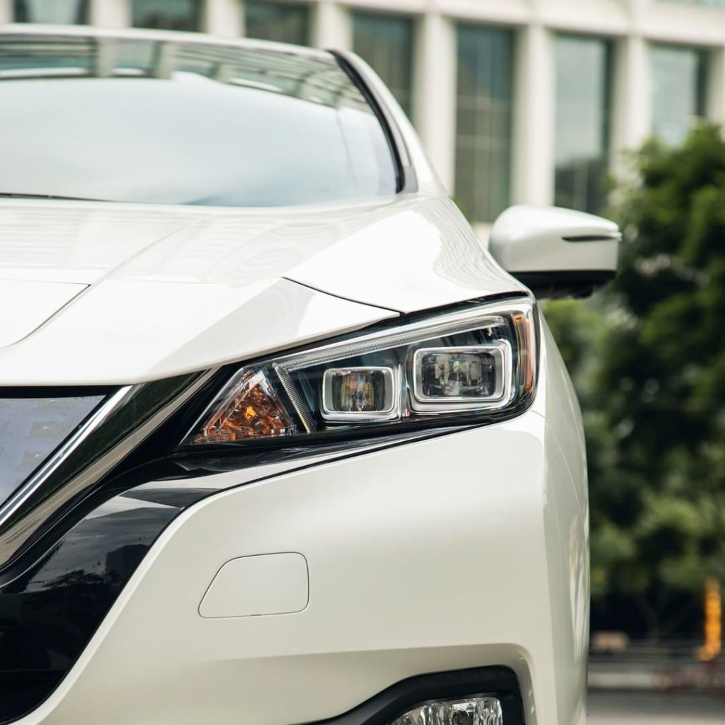 We're ready for our close-up.  #NissanLEAF #SimplyAmazing...