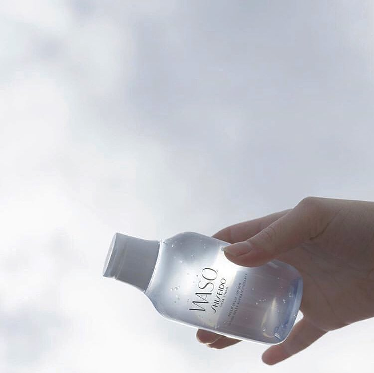 #WASO Fresh Jelly Lotion harnesses the power of white jelly mushrooms to create ...