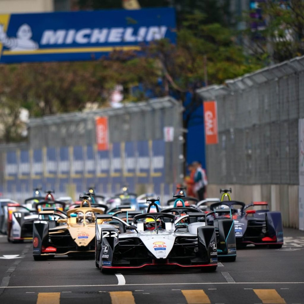 This weekend's #EPrix is about to be colossal  #NissanFormulaE #FormulaE #RomeE...