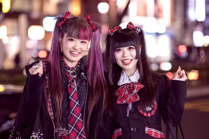 A few of the fun people we've met on the street in Harajuku recently. Snaps comi...