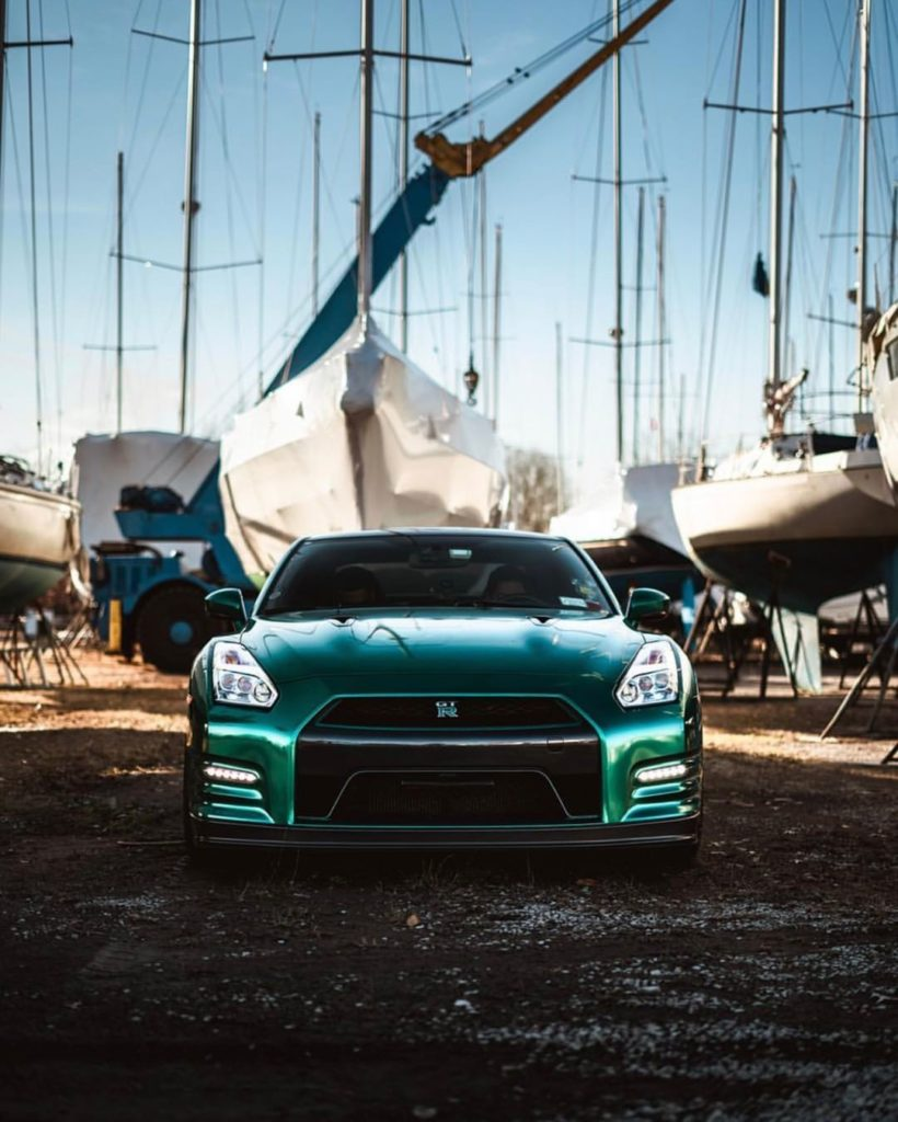 Motivated just by looking at it.  #NissanGTR #OMGTR #R35 : @jnitek : @2hangry...