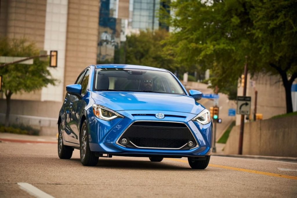 Introducing the all-new 2020 #Yaris #Hatchback. It's fun, efficient, affordable ...