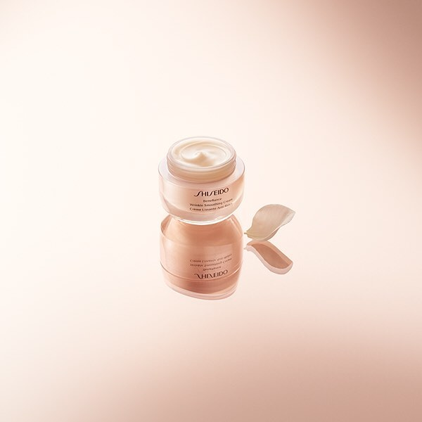 New Benefiance Wrinkle Smoothing Cream. The Timeless One. Experience #smoother a...