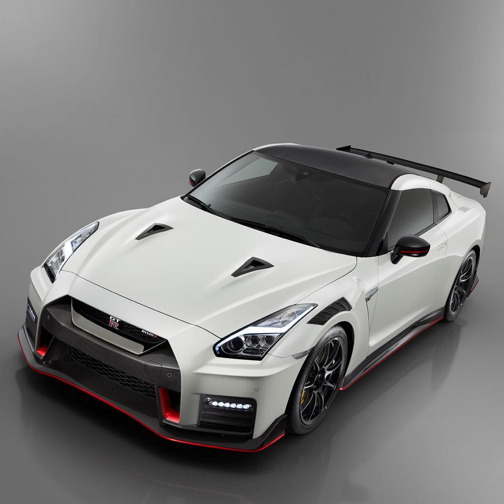 Nissan: Introducing the 2020 GT-R NISMO at the NY Auto ...