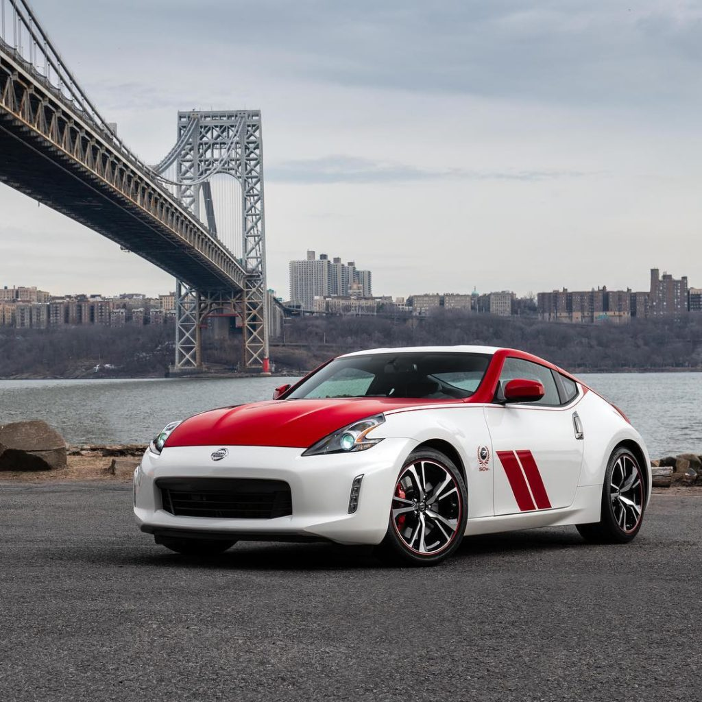 Unveiled today at the @nyautoshow, the 50th Anniversary Edition 370Z celebrates ...