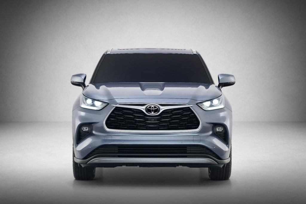 We're on a roll! Introducing the next-gen 2020 #Highlander #NYIAS...