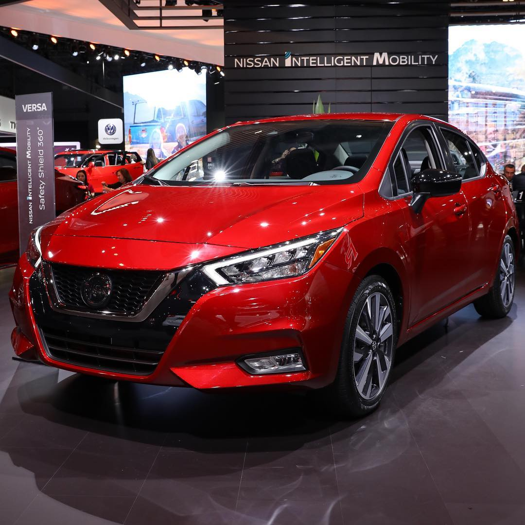 Nissan: Arriving Stateside For The First Time This Week