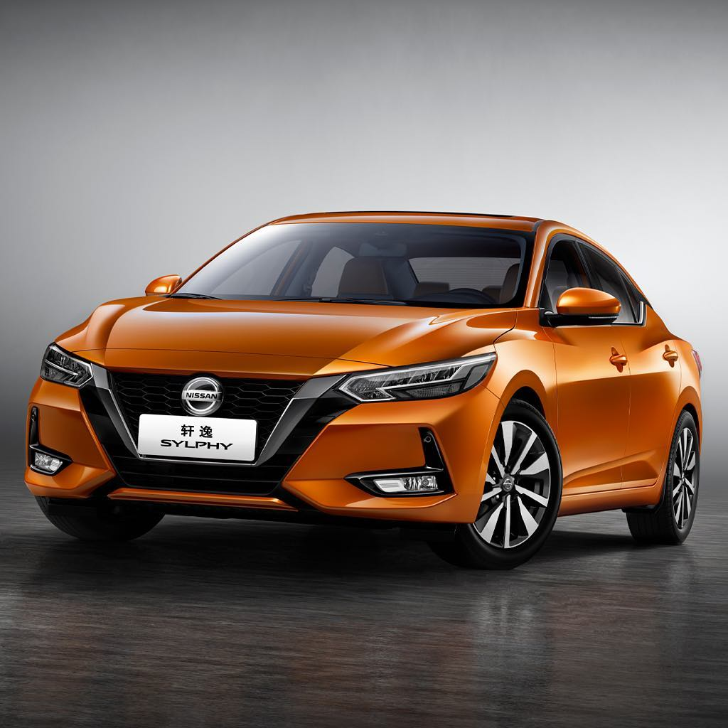 Meet the all-new Nissan Sylphy! Unveiled today at the Shanghai Motor Show, it co...