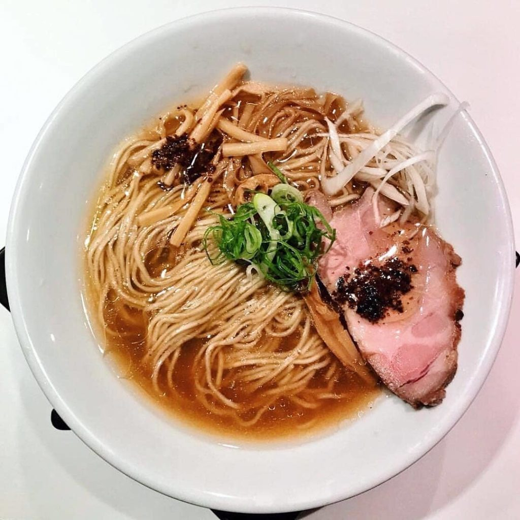 You may have to queue to eat at Tokyo's newest Michelin-starred ramen restaurant...