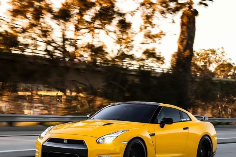 The sun that never sets. #OMGTR #NissanGTR #GTR : @e.visualz : @gil_hd...