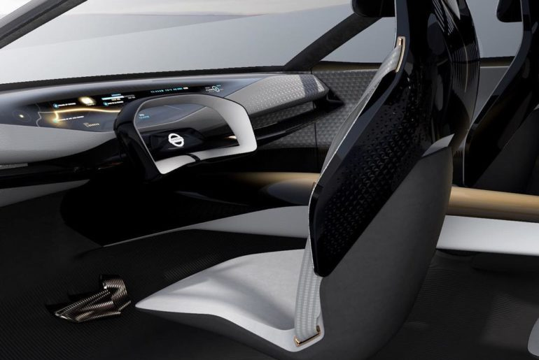 Innovation doesn't take a break, but we do take a seat.  #NissanIMQ #Nissan #Int...