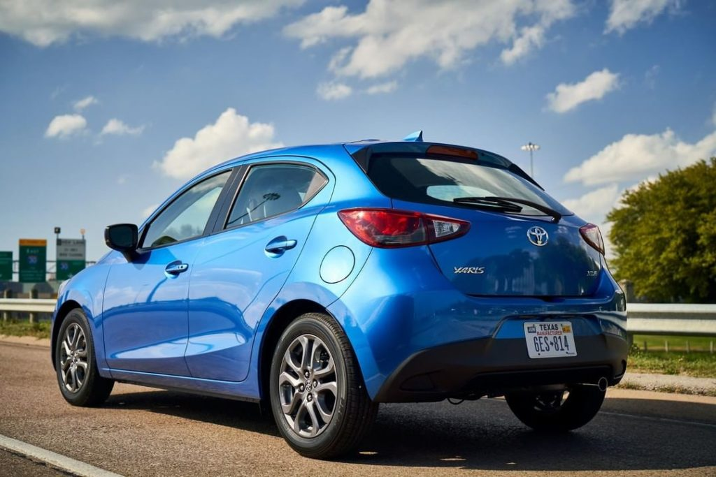 The 2020 #Yaris #Hatchback is a stunner that goes beyond the typical standards. ...