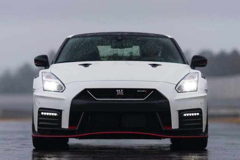 Warning: the updated Track Edition #GTR now has 600HP and available carbon ceram...
