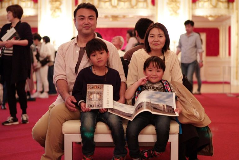 As Emperor Naruhito ascended the Chrysanthemum Throne Wednesday, people on the s...