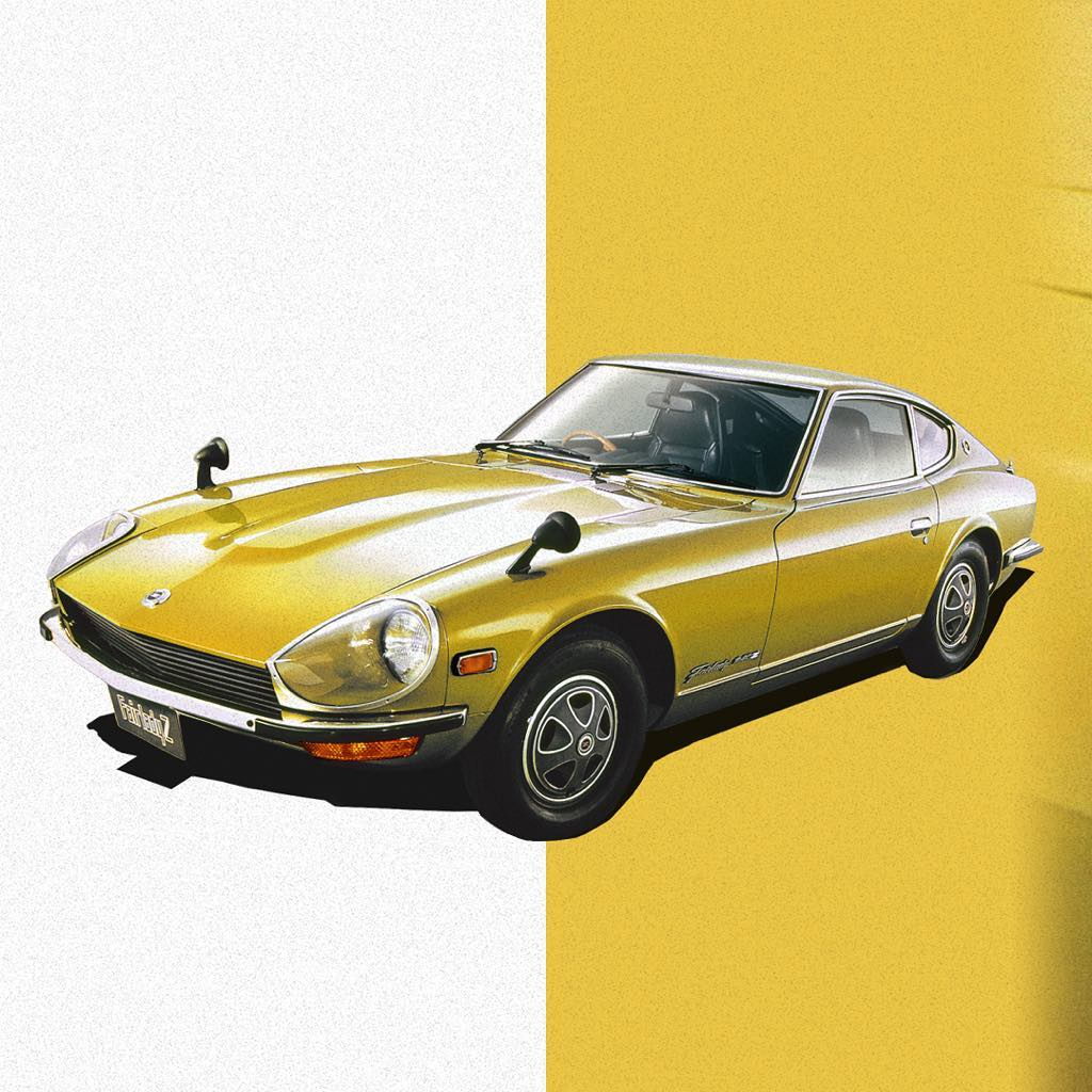 Unveiled in 1969, the first generation #FairladyZ, also known as the #Datsun #24...