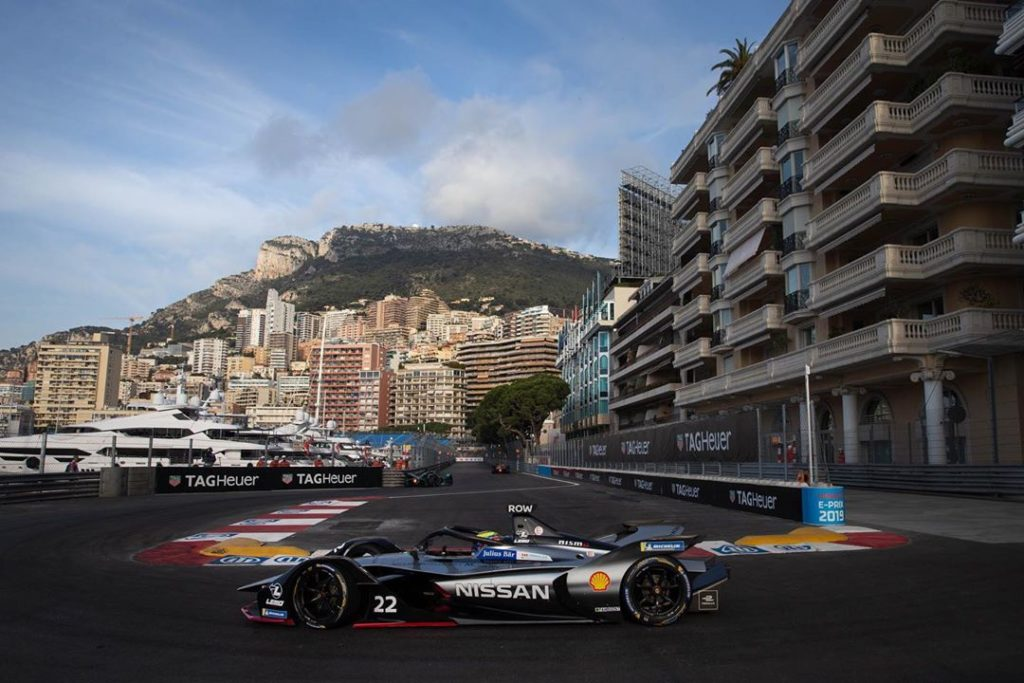 Great weekend at the #MonacoEPrix. #Nissanedams  scored its 2nd @FIAFormulaE  po...