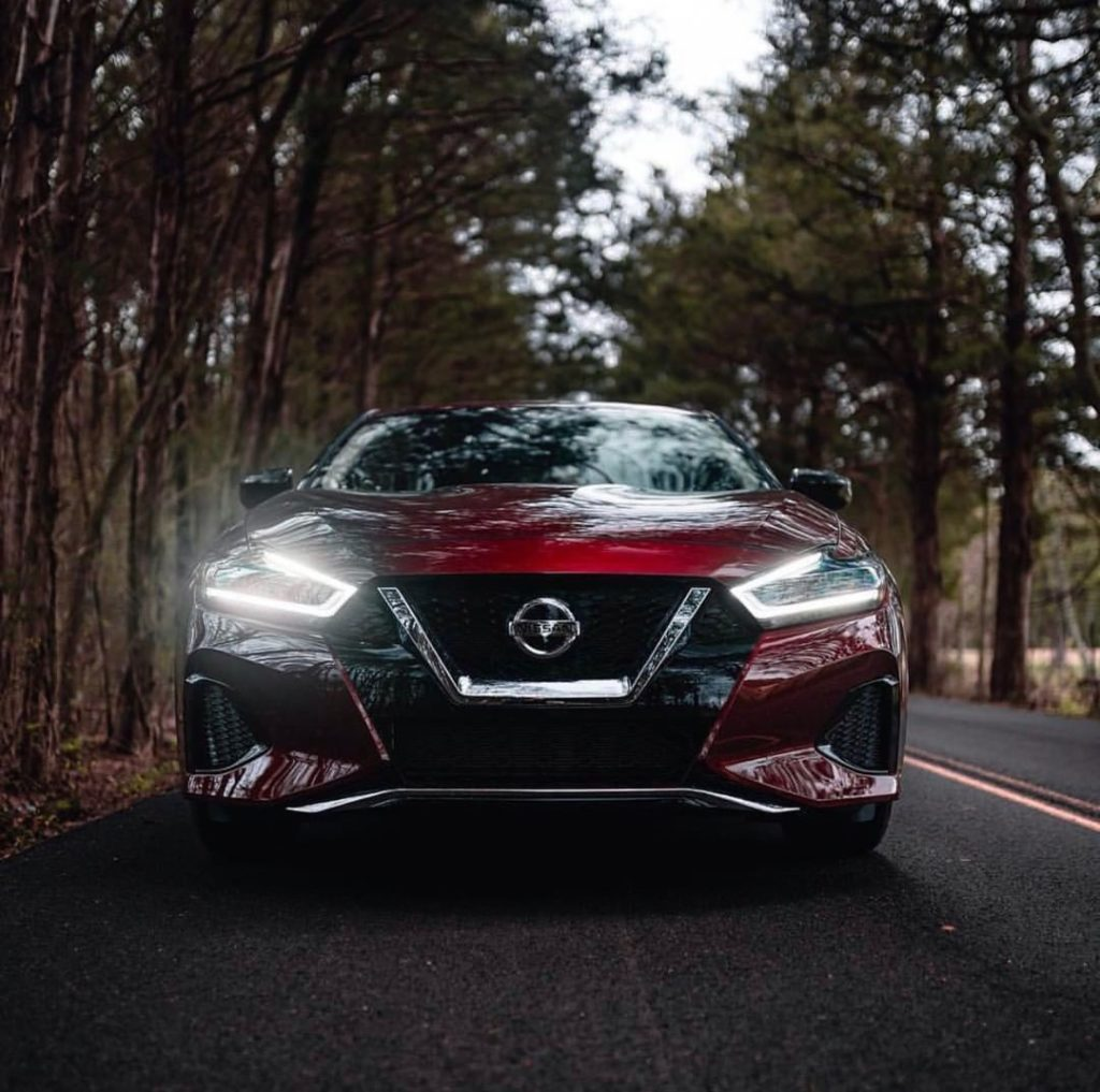 If a Maxima drives through a forest, does it make a sound? Yes. #NissanMaxima #N...