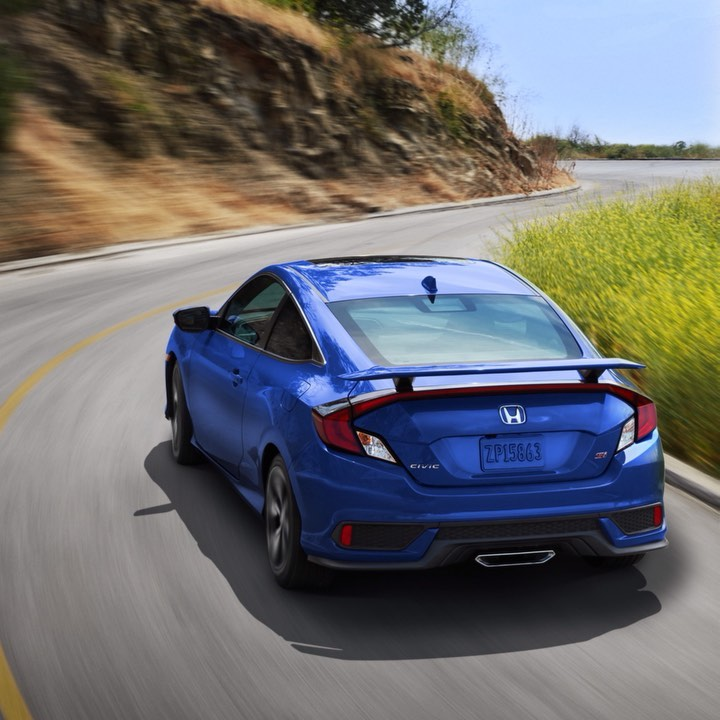 With a turbo charged 4-cylinder engine, the Civic Si is the perfect vehicle to z...