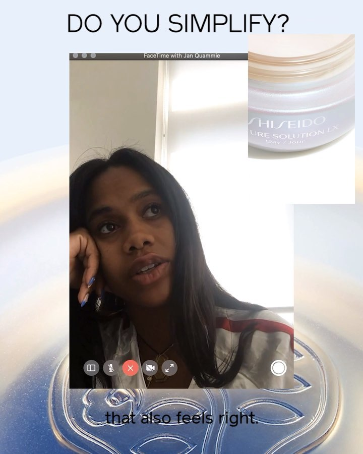 Our Japanese Beauty series continues. We FaceTime with fashion, wellness and cul...