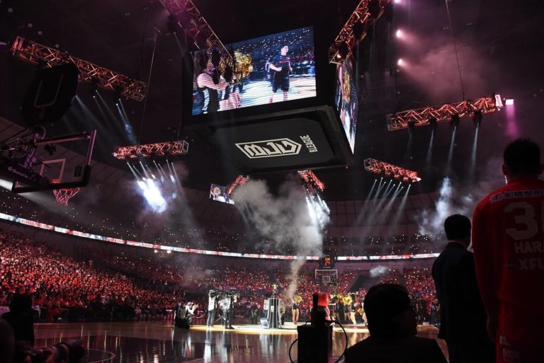Basketball fans packed Yokohama Arena on Saturday for the 2018-19 #BLeague Final...