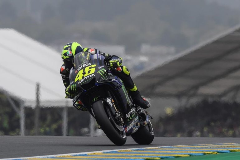 "@valeyellow46 - Race: P5  ""I was hoping to be able to get on the podium today. S..."