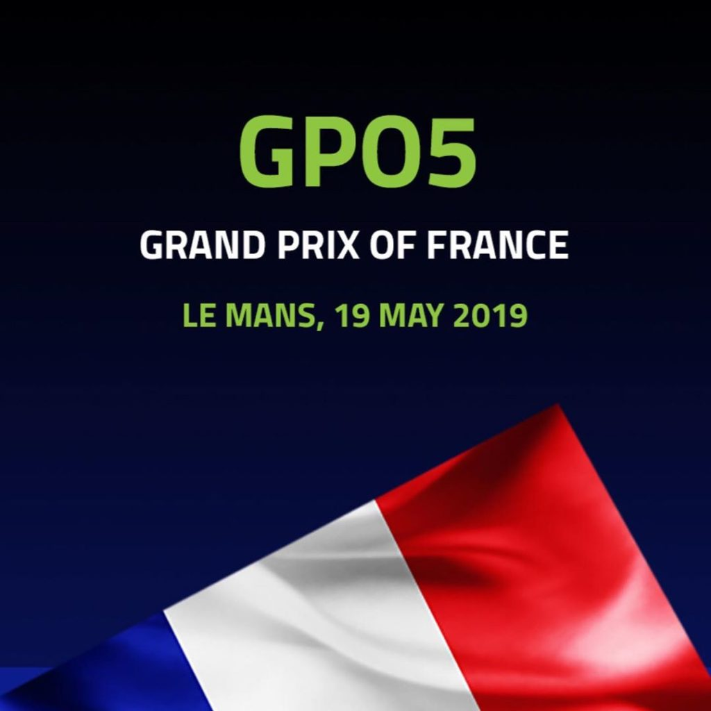 2019 MotoGP World Championship Round 5: Grand Prix de France 17 - 19 May . . #Mo...