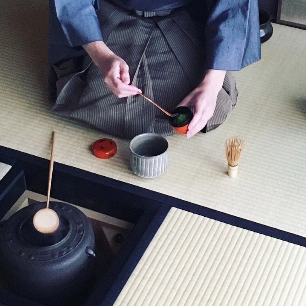 . The ancient art of the tea ceremony quietly begins in a Kyoto tea house.  Have...